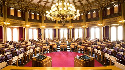 (Foto: Stortinget)